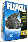 Fluval Carbon 375g for aquarium filtration Fish Tank Water clarity Filter Media